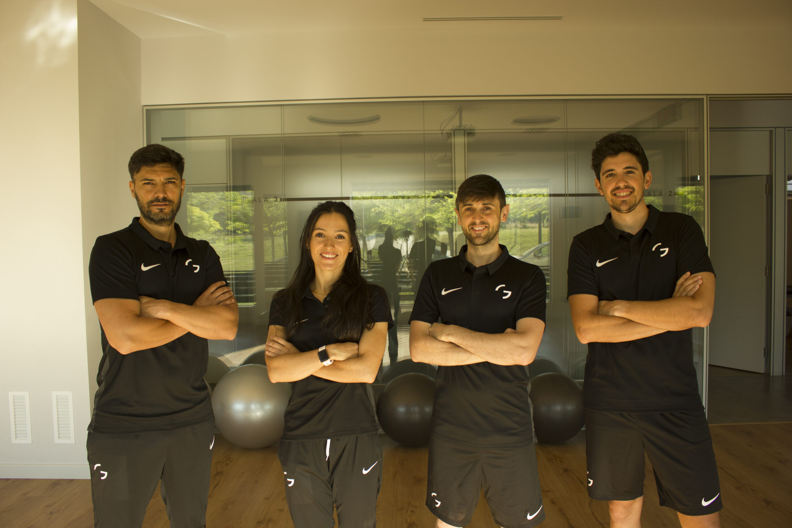 Guzmán Fisioterapia Team
